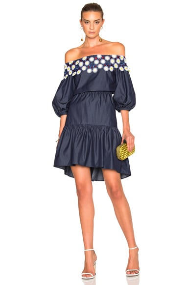 Cotton Lace Pallas Dress