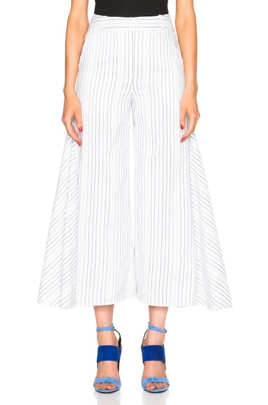 Peter Pilotto Aero Pants in Stripe