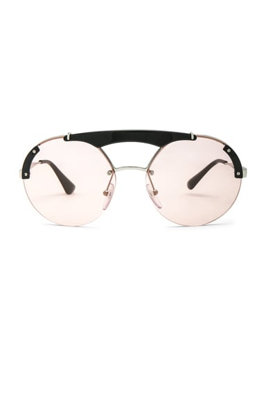Round Ornate Sunglasses