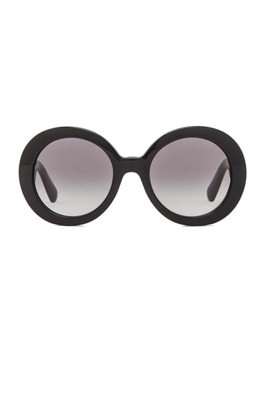 Prada Baroque Sunglasses in Black