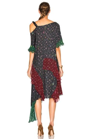 Priya Pompoms Dress
