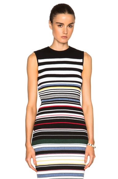 Preen Line Adel Jumper in Multi Stripe