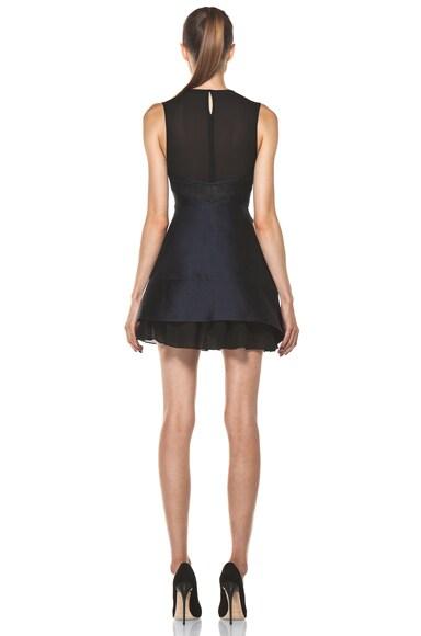 Shantung Dress