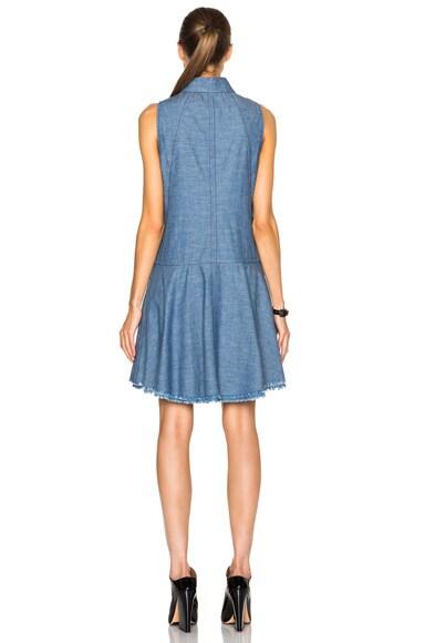 Collared Flared Dress