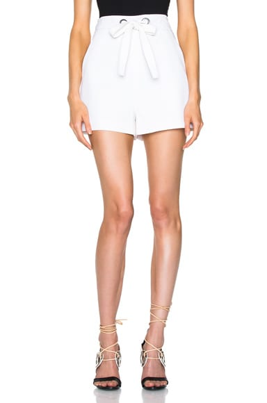 Proenza Schouler Shorts in White