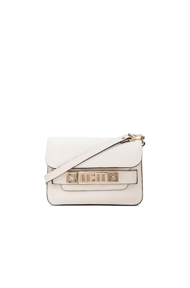 Proenza Schouler Mini PS11 Classic Bag in White