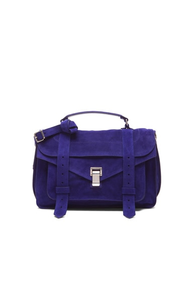 Proenza Schouler Medium PS1 in Violet