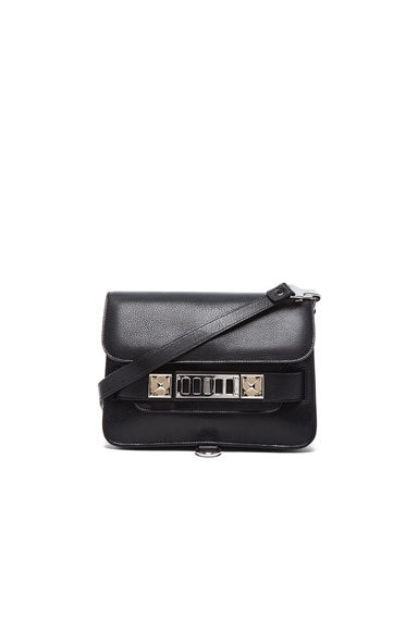 Proenza Schouler Mini PS11 Classic in Black