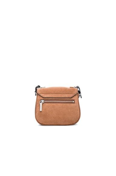 Tiny Suede Kent Bag