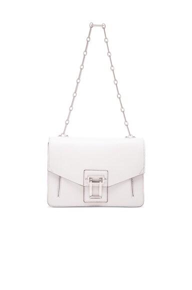 Proenza Schouler Hava Chain Bag in White