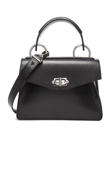 Proenza Schouler Small Hava Top Handle Bag in Black