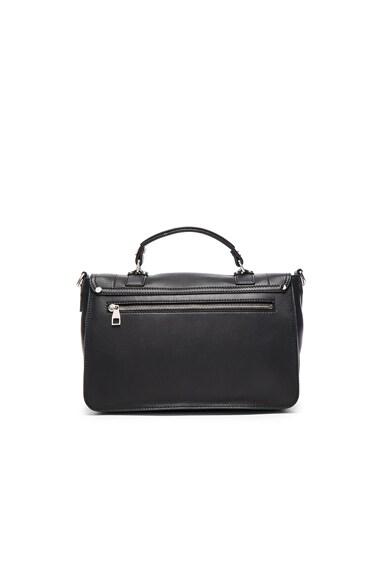 Medium PS1 Grainy Calf Leather
