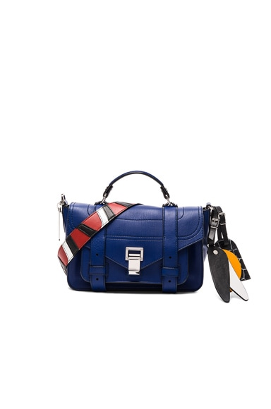 Proenza Schouler Tiny PS1+ in Lapis