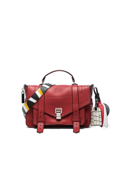 Proenza Schouler Medium PS1+ in Brick