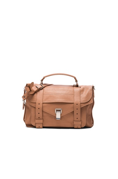 Proenza Schouler Medium PS1 in Desert Earth