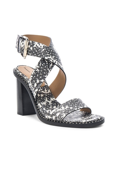 Vipera Wrap Around Heels