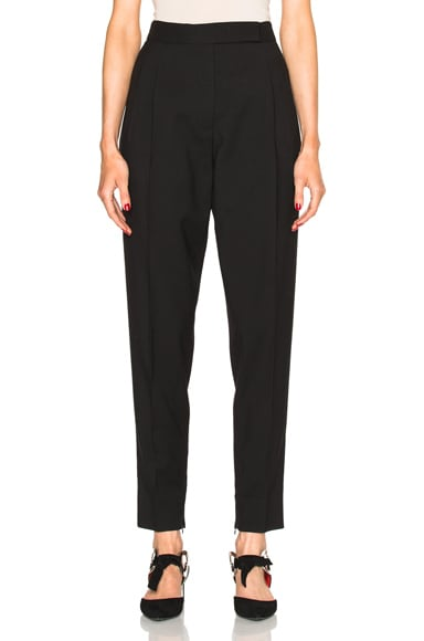 Protagonist Tapered Pant in Jet Black