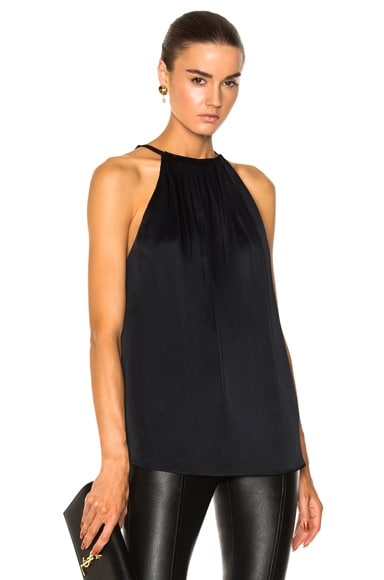 Fine Pleated Top
