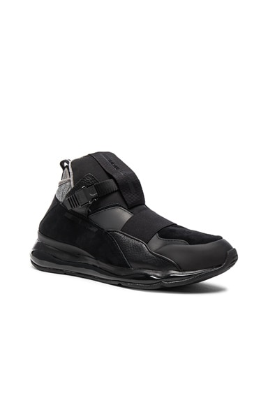 Puma Select x McQ Cell Bubble Runner Mid in Black
