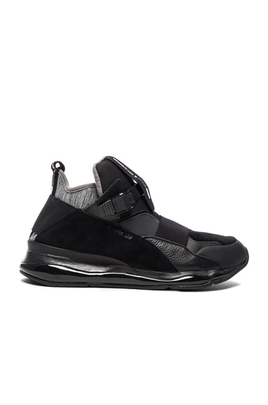 x McQ Cell Bubble Runner Mid