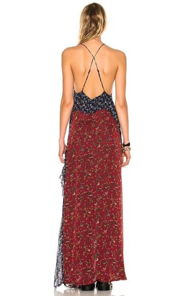 for FWRD Exclusive Slit Slip Dress