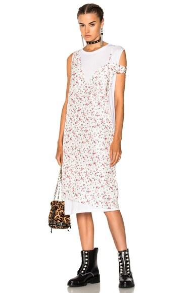 Overlay Slip Dress