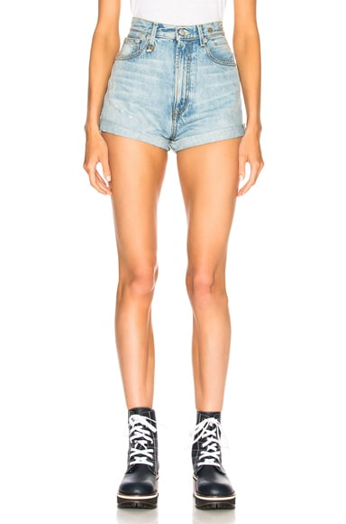 High Rise Hailey Shorts
