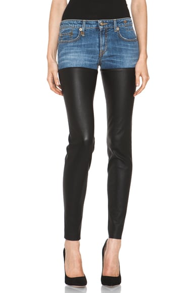 Leather Chaps Jean