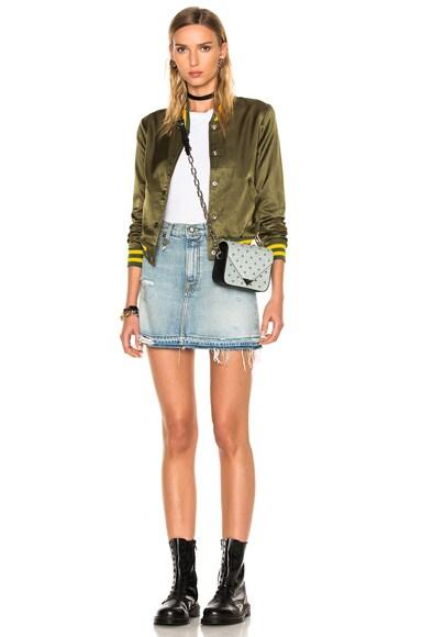 for FWRD Exclusive Shrunken Roadie Jacket