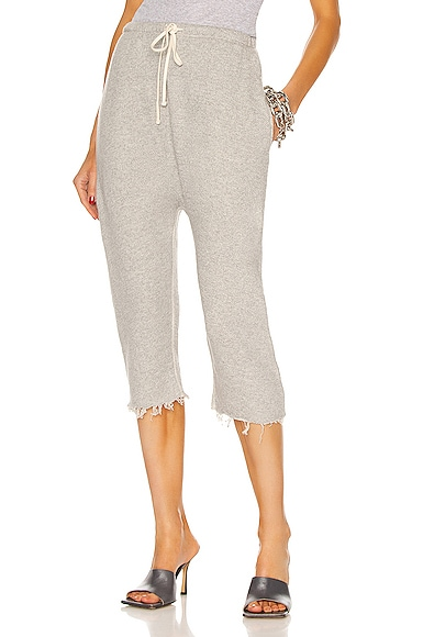 R13 Field Sweatpants in Heather Gray