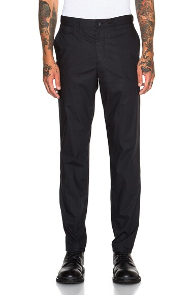 rag & bone Recruit Pants in Black