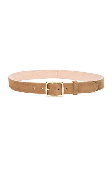 Rag & Bone Boyfriend Belt in Camel