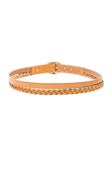Calla Braided Belt