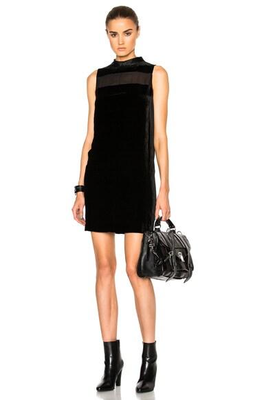 Rag & Bone Dani Dress in Black