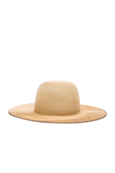 rag & bone Lily Sunhat in Natural Multi