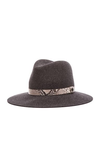 Floppy Brim Fedora Hat