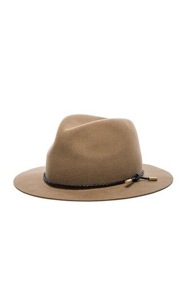 Abbott Fedora Hat