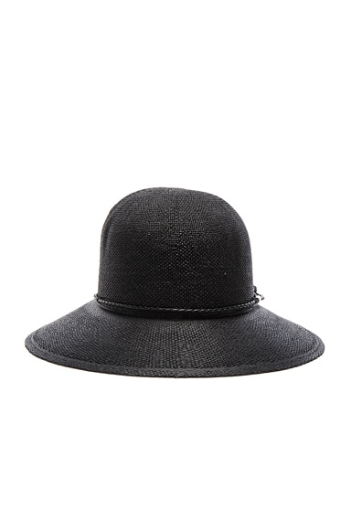 Rag & Bone Devon Hat in Black