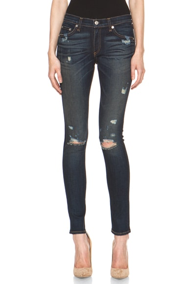 JEAN Skinny Hampstead Tattered