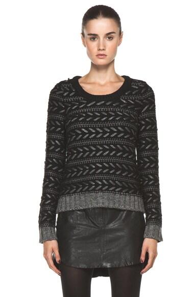 Lisbeth Crew Sweater