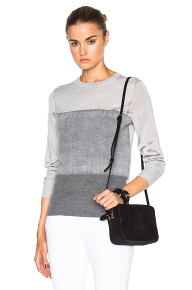 Rag & Bone Marissa Sweater in Light Grey