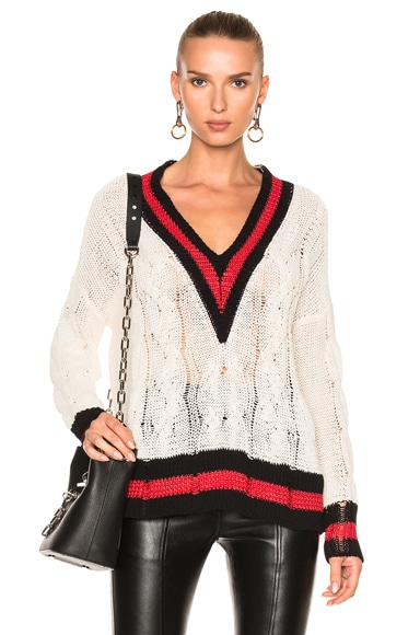 Emma V-Neck Sweater