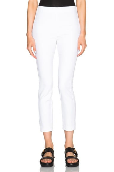 rag & bone Simone Pants in White