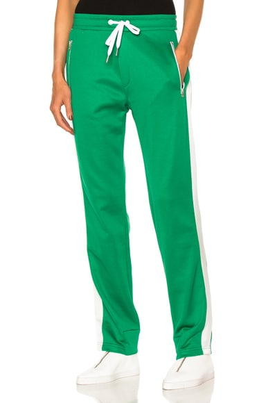 Rag & Bone Mika Pant in Kelly Green