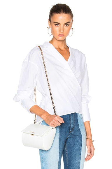 Rag & Bone Nadine Top in Bright White