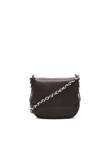 Bradbury Mini Flap Chain Hobo Bag