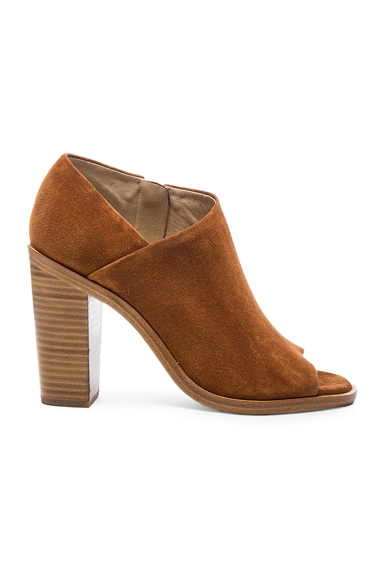 Suede Mabel Booties