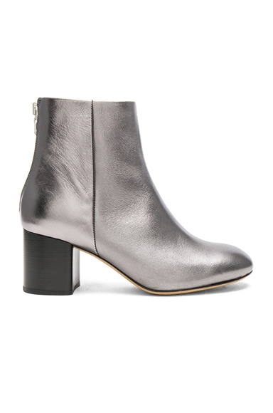 Leather Drea Booties