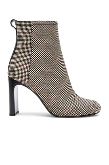 Houndstooth Ellis Boots