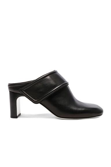 Leather Elliott Booties